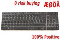 For HP Probook 4530S 4535S 4730S 638179-DH1 Keyboard Nordic Swedish Dansk Norsk