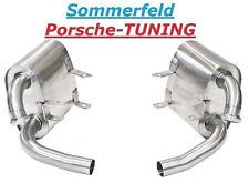 Porsche Carrera 996 Sportauspuff Auspuff (102 db) Sport Exhaust Muffler leise