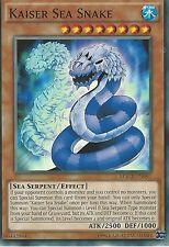 YU-GI-OH CARD: KAISER SEA SNAKE - MACR-EN091