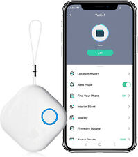 Key Finder Locator,Key Tracker with APP for Android/iOS Phone Wireless Bluetooth
