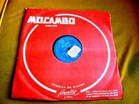 LOT 2 78 RPM BRAZIL BIENVENIDO GRANDA SONORA MATANCERA AFRO CUBAN BOLERO SENORA