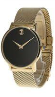 MOVADO Museum Classic 40MM Quartz Black Dial Men's Watch 0607396