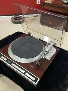 DENON DP-45F FULLY AUTOMATIC DIRECT DRIVE TURNTABLE