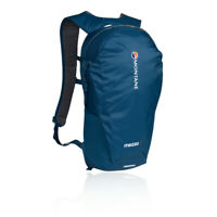 Montane Mens Mezzo 10 Backpack - Blue Sports Outdoors Breathable Reflective