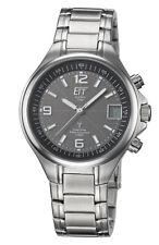 ETT ECO TECH TIME Solar Drive Funk Herren-Armbanduhr EGS-11035-31M