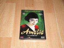 AMELIE UN FILM DE JEAN-PIERRE-JEUNET DE MANGA FILMS EN DVD NUEVA PRECINTADA