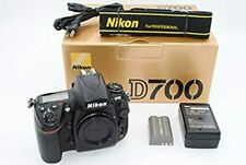 Nikon DSLR D700 12.1MP from Japan in good condition F/S