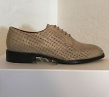 Florsheim by Duckie Brown - Light Grey Perforated Oxfords - Size 9 - New