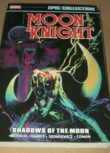 "Marvel Epic Collection MOON KNIGHT vol 2 ""SHADOWS OF THE MOON"" (1981-1982) tpb"