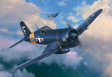 Revell -Germany  1/72 F4U4 Corsair US Fighter/Bomber  RMG3955