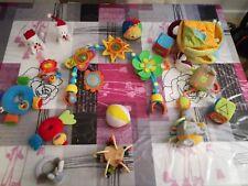 Lot importants de jouets 1er age