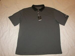 Men's Callaway Polo Shirt - Size XXL - New with Tags - Energy Quest on Sleeve