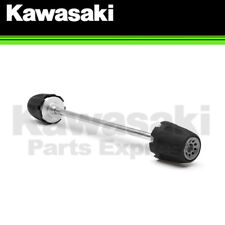 NEW 2017 - 2018 GENUINE KAWASAKI Z 900 / ABS / RS FRONT AXLE SLIDER 99994-0837
