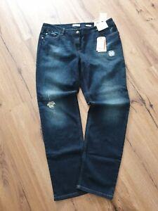 GERRY WEBER Jeans Roxane dunkel blau Limited Edition Gr. 46 NEU OVP 99 €