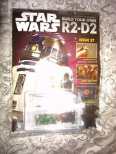 DeAgostini Star Wars Build Your Own R2-D2 Issue 27 NEW & SEALED