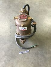 NEW, HYDROMETRIC, NSPG200M4-2, SUBMERSIBLE SEWAGE OUTTER PUMP, (23M-1)