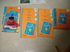 Heath Reading Level 7 THROUGH THE STARSHINE- Teaching Teacher Guides SET