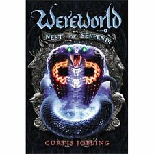 Wereworld : Nest of Serpents Book 4 by Curtis Jobling  ( 2013, Hardcover w/ DJ )