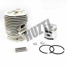 52MM CYLINDER PISTON WITH RING FOR STIHL CUT OFF SAW TS510 CHAINSAW 051 050 NEW