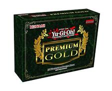 Yu Gi Oh! Premium Gold (PGLD) Gold Rare Shiny Trap Magic Monster Single Cards
