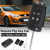 5 Buttons Remote Flip Key Shell Blank Case Fob Enclosure For Holden Commodore VF