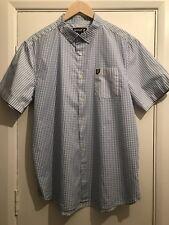Mens Lyle & Scott Shirt XL