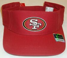 San Francisco 49ers Visor By Reebok - Toddler One Size - New