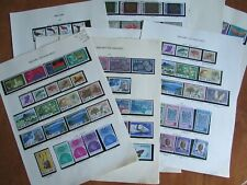 XL4446: Malawi Mint Stamp Collection (1964 – 71 Complete): Values to £2