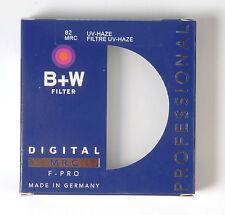 B+W 82mm Mrc UV Haze Protective Filter für Sony Canon Nikon Olympus Leica Pentax