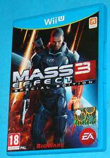 Mass Effect 3 - Nintendo WII U - PAL