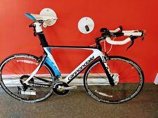 Cannondale Slice 3 Womens Carbon Fiber Tri Bike Ultegra