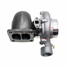 NEW REV9 TX-60-62 TURBO TURBO CHARGER .84AR T4 FLANGE 3 IN V-BAND EXHAUST 600HP+