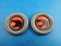 Vintage Toy Parts THUNDERCATS - 2 x SHOOTER DISCS 1980's Accessories