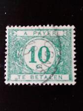 STAMPS - TIMBRE - POSTZEGELS - BELGIQUE - BELGIE 1922  NR.TX33 (ref. 596 )