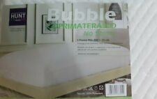 Mattress Cover Quilted Single Double 1 Square And Half HUNT Item Bubble
