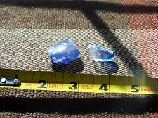 Blue halite, Salt, from New Mexico