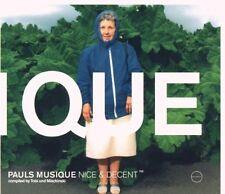 Pauls Musique - Nice & Decent Compliled by TOBI und MISCHINSKI OVP