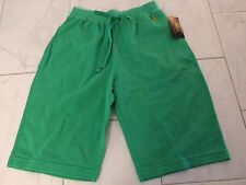 NWT POLO RALPH LAUREN MENS SLEEP SHORTS WAFFLE  THERMAL LOUNGE WEAR PJ PONY S
