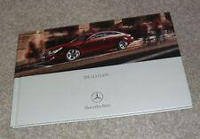 Mercedes CLS Hardback Brochure 2005 - 320 CDI - 350 - 500 - CLS 55 AMG