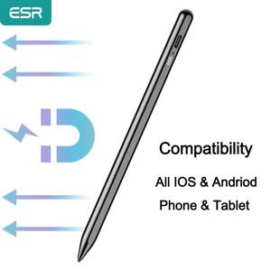 ESR Stylus Pencil for iPad 9/8/7 iPad Pro 2021 2020, Air 4, Magnetic Attachment