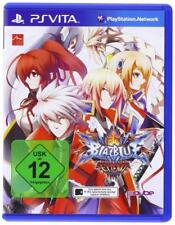 PS VITA GAME BLAZBLUE CHRONO PHANTASMA EXTEND FOR PLAYSTATION PSV New