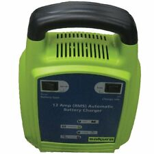 SS5035 12 AMP FULLY AUTOMATIC BATTERY CHARGER CAR CARAVAN VAN LEAD ACID AND GEL