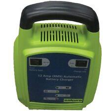 Ss5035 12 Amp completamente automático Cargador de batería de coche Caravan van de ácido de plomo y Gel