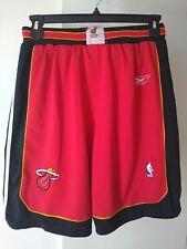NBA Reebok shorts Miami Heat