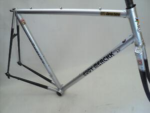 Vintage 80s MERCKX CORSA EXTRA Columbus SLX frame set rahmen