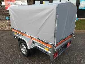 Camping trailer 750 kg 6'7 x 3'6 BRAND NEW Box Trailer