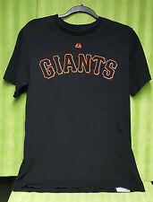 SF San Francisco Giants Baseball Brian Wilson #38 Jersey Style T Shirt S