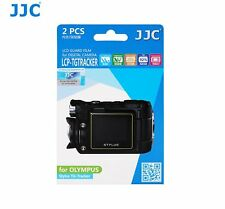 JJC LCP-TGTRACKER LCD Screen Protector Guard Film for Olympus Stylus TG-Tracker