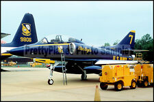 USN Blue Angels A-4 Skyhawk Andrews AFB 1984 8x12 Aircraft Photos