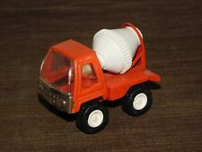 "VINTAGE TOY 3"" LONG MINI BUDDLY L JAPAN METAL CEMENT MIXER TRUCK"